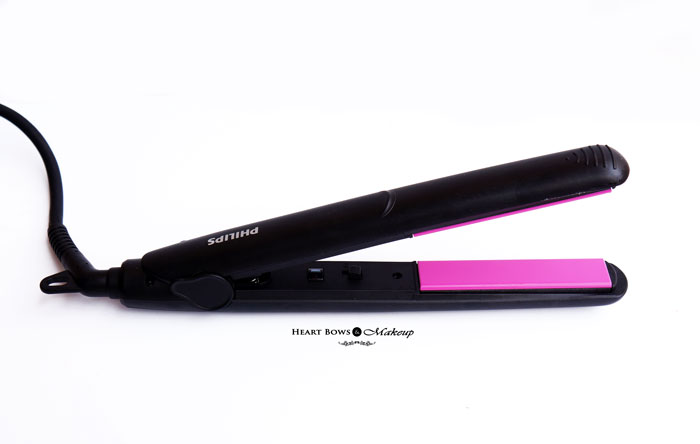 Best-Affordable-Straightener-in-India-Philips-Selfie-Straightener HP8302