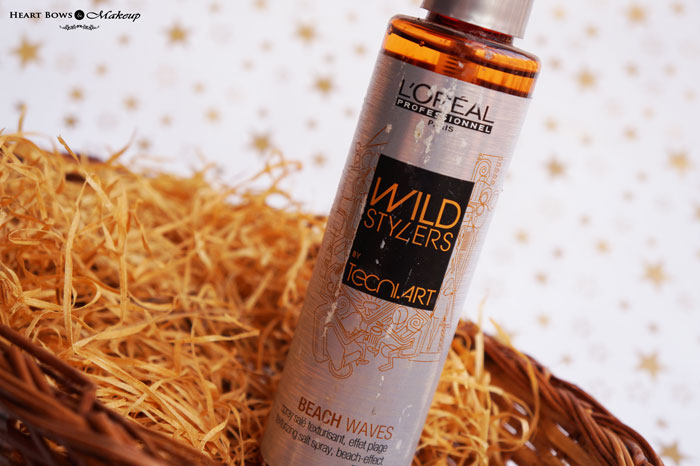 Best Hair Spray in India: L'Oreal Beach Waves Tecni.Art Salt Spray