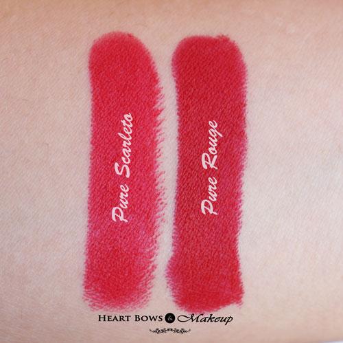 Lipstick matte me sleek