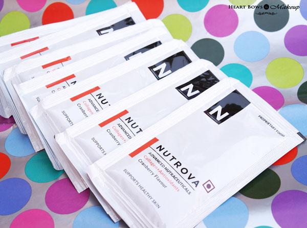Nutrova Collagen + Antioxidants Supplement Drink Review & Price