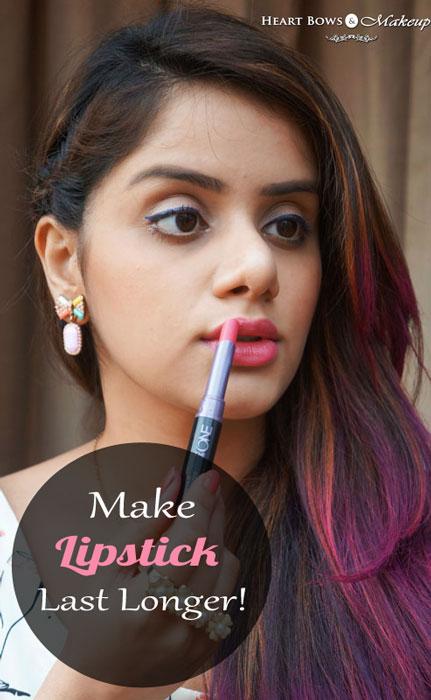 How To Make Lipstick Last Longer: Tips & Tricks!