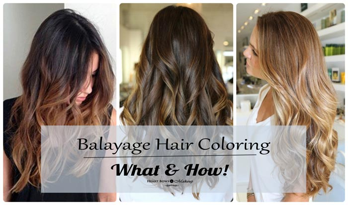 Balayage Hair Coloring Technique What How Amp Where To