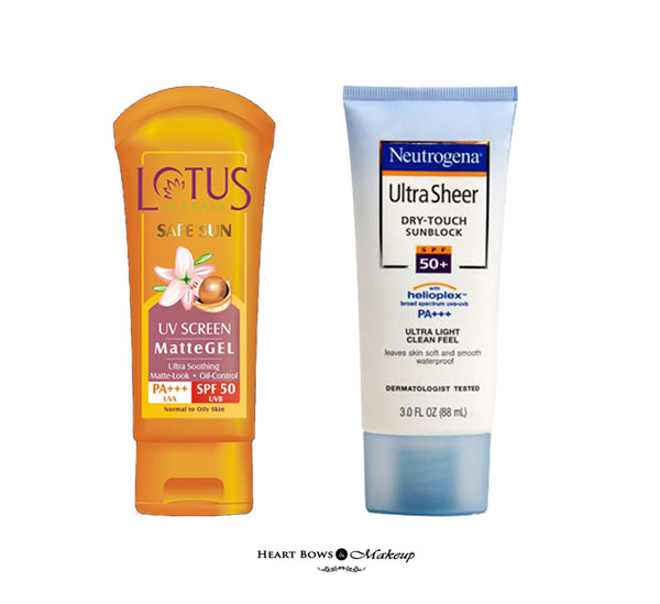 Best Facial Sunscreen For Oily Skin 19