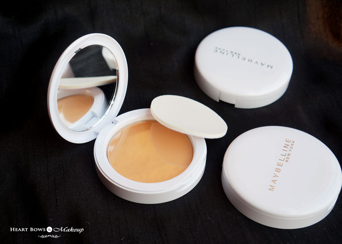 Maybelline White Super Fresh Compact Powder Review