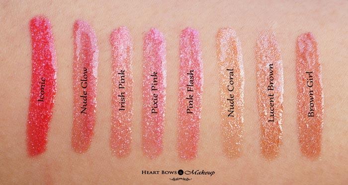 Colorbar Diamond Shine Lipstick Review, Swatches, Price