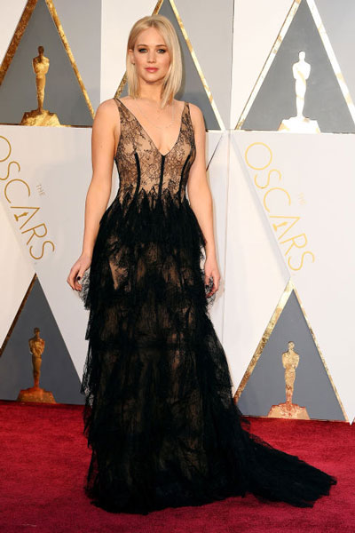 Oscars 2016 Best Dressed Celebrities Our Top 10 Heart