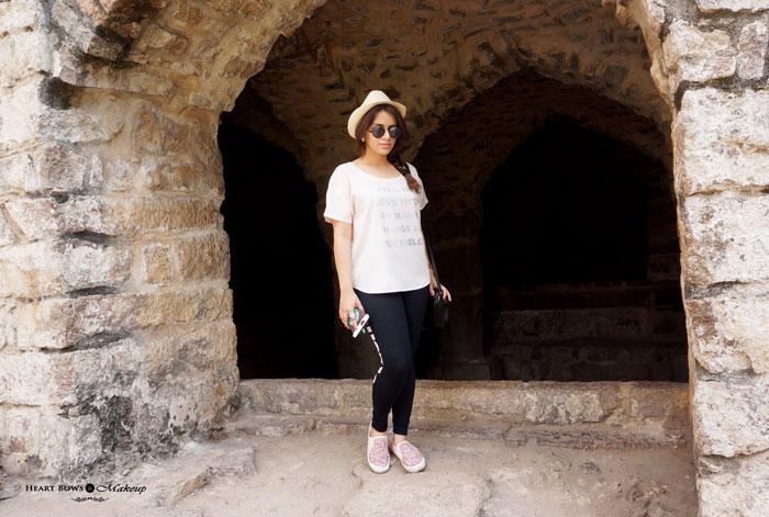 Indian Summer OOTD Lisha B.