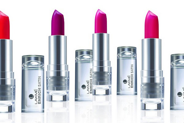 Lakme enrich lipstick shades with price