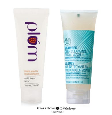 Best Face Wash For Combination Skin In India Our Top 10