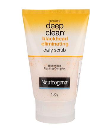 for skin scrub Facial combination