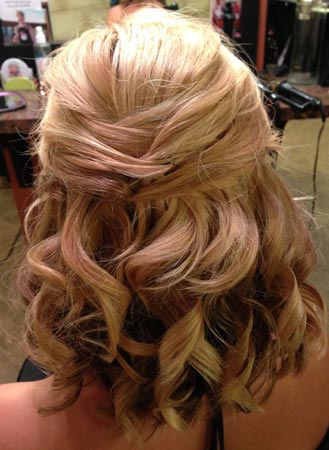 Best Formal Short Hairstyles For Weddings