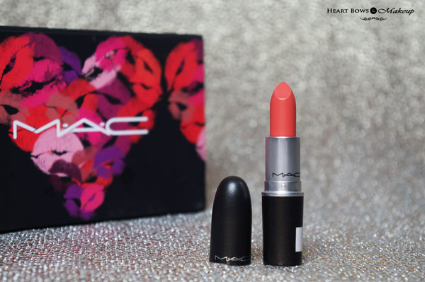 Best MAC Lipstick For Pale Fair Skintone Ravishing Review