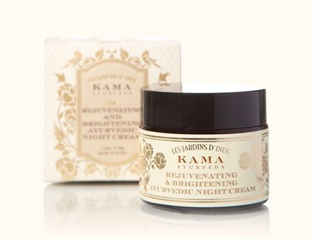 Best Night Cream In India 2016 Kama Rejuvenating And Brightening Ayurvedic Night Cream