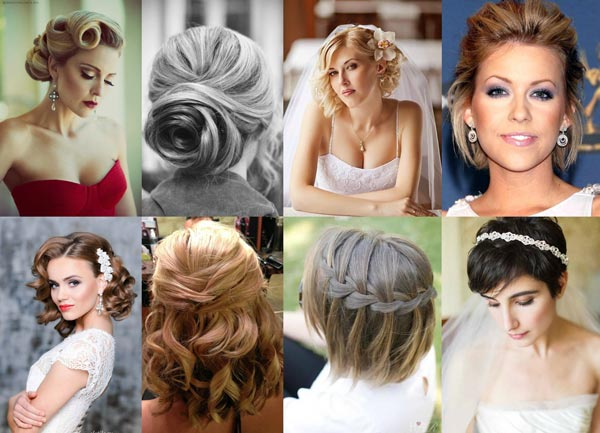 Best Wedding Hairstyles For Short Fine Hair Our Top 10 Heart