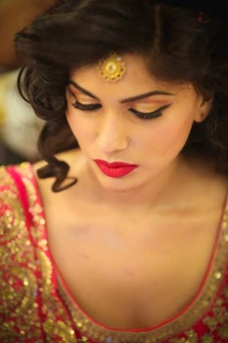 Indian Wedding Makeup Tips Eye Makeup Lips Blush Suggestions