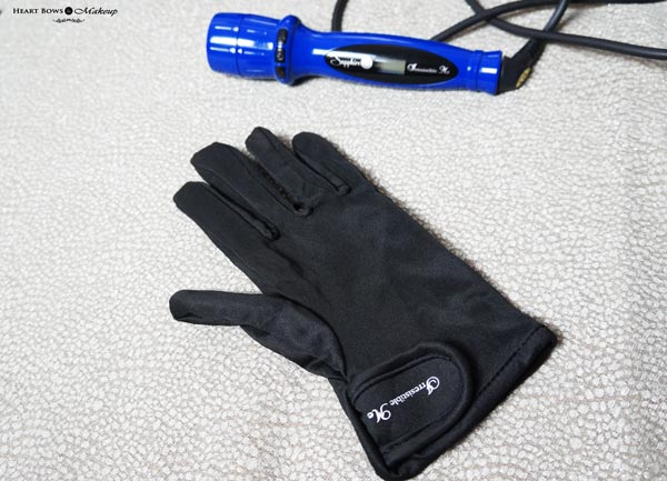 Irresistible Me Sapphire 8 In 1 Complete Curler Glove