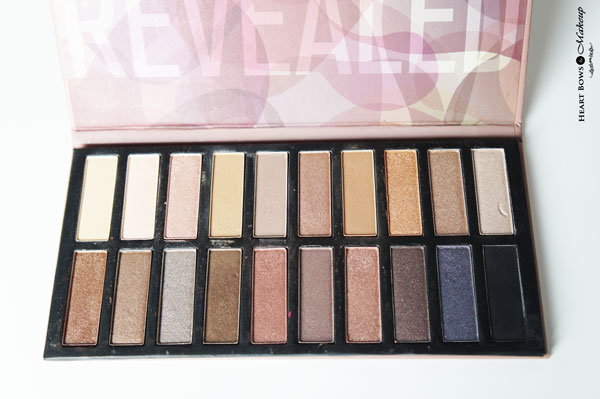 Urban Decay Naked 1 Palette Dupe Coastal Scents Revealed Palette Review