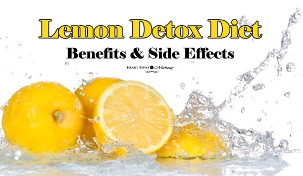 Decoding The Lemon Detox Diet Plan- Benefits, Weight Loss ...