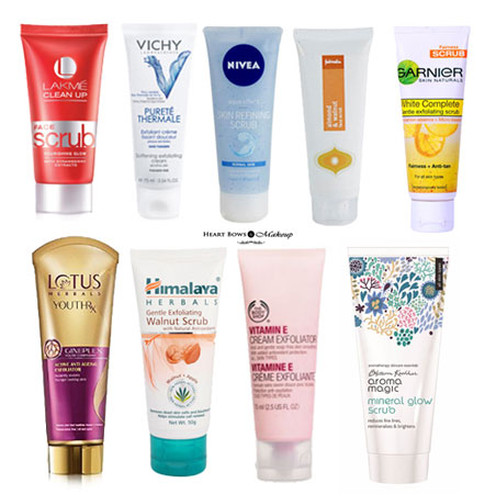 Best Face Scrubs For Dry Skin In India Our Top 10