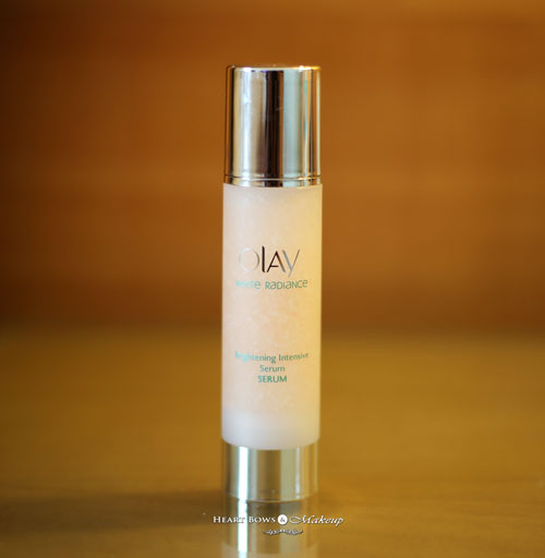 Olay White Radiance Brightening Intensive Serum Review Buy Online India