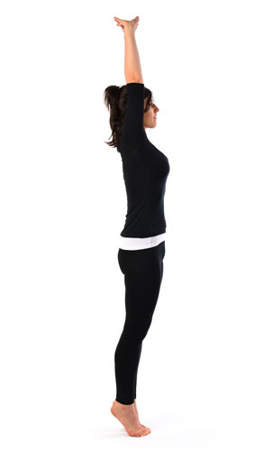 Best Yoga Pose For Clear Beautiful Skin Tadasana Pictures