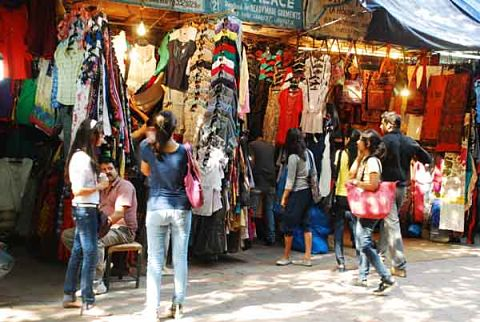 Best Street Markets Of Mumbai