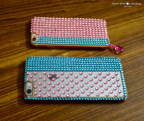 DIY Blingy Phone Case Ideas