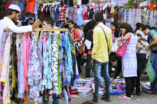 Famous Shopping Places Of Mumbai