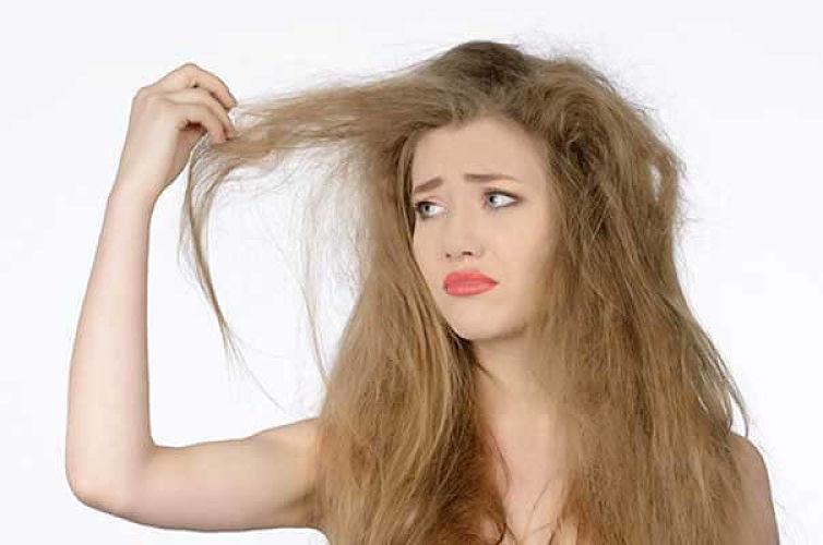 Hair Spa Treatment For Brittle Hair