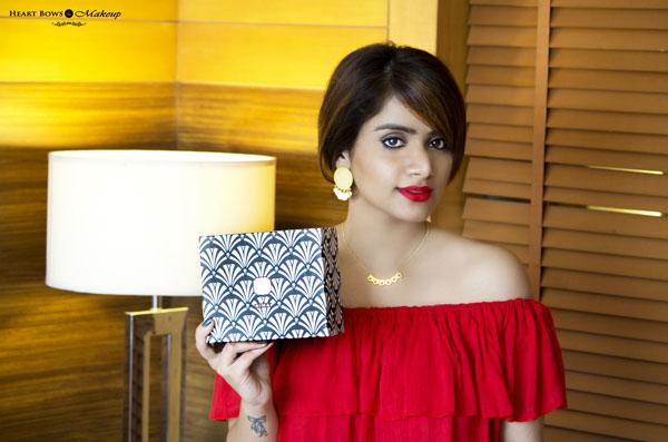 My Envy Box August Designer Jewelery Review Price Buy India