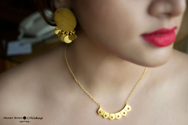 My Envy Box Designer Box Review Jewellery