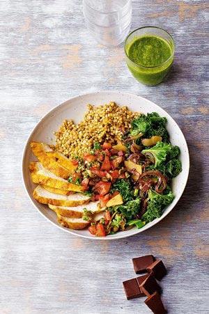Sirtfood Diet Recipes