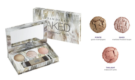 Urban Decay Naked Illuminated Trio Review Swatches Price