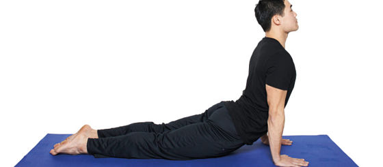 Yoga Asanas For Beautiful Face (2)