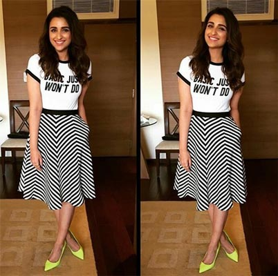 Best Fashion Appearances By Parineeti Chopra