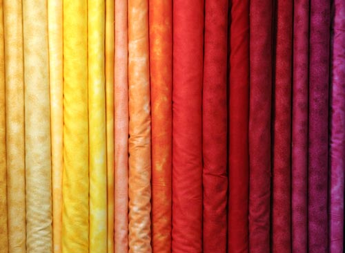 Best cheapest places in delhi for fabric shopping a for Best place to buy fabric for curtains
