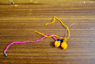 How To Make Easy Pom Pom Jewellery At Home