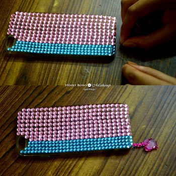 How To Make Girly Homemade Phone Cases
