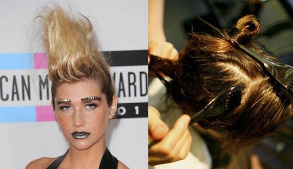 Insane Beauty Trends Brow Art Bull Semen Conditioner