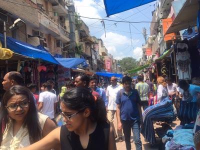 Sarojni Cheap Market Shopping