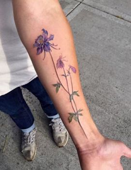 Small Flower Tattoo Designs Tumblr