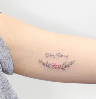 Small Meaningful Tattoos For Girls