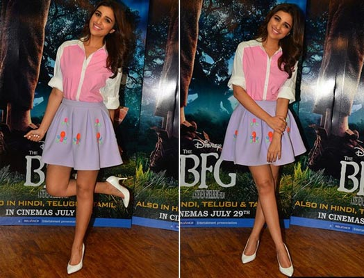 Top Parineeti Chopra Looks