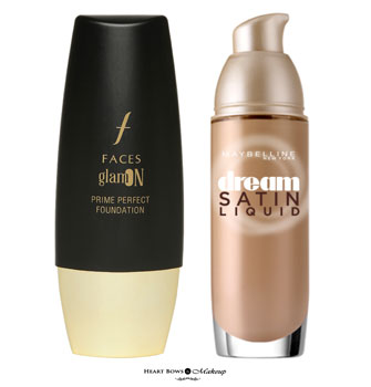 10 Best Affordable Foundations For Combination Skin India