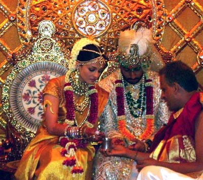 Aishwarya Rai Wedding Photos