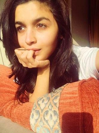 Alia Bhatt No Makeup Images