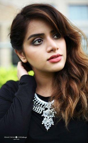 Best Indian Beauty Blogger Lisha Batta