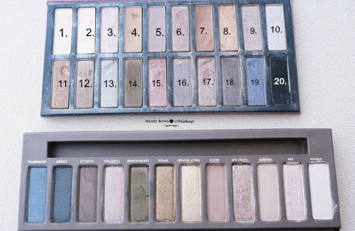 Best Neutral Eyeshadow Palettes Ud Naked 1 Cs Revealed