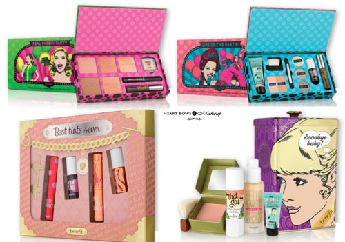 Best Benefit Beauty Kits Sets