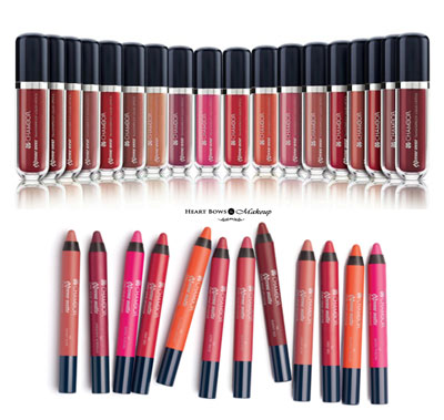 Best Chambor Products In India Liquid Lipsticks Lipcrayons Prices